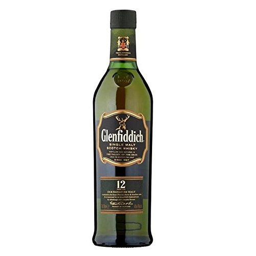 Glenfiddich 12 años Whisky escocés de malta simple (2 x 0,7 l)