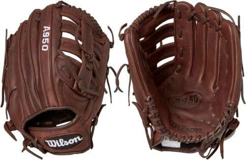 Wilson New A950 WTA09RB18DB125 12.5' RHT Baseball Outfield