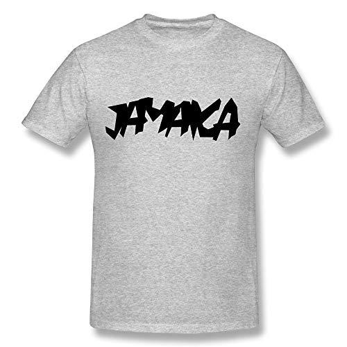 La Jamaïque JAMAICAN NATIONAL Country Pride les reggae boyz Soccer T-shirt Homme
