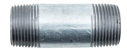 Cornat Verzinkter Rohrnippel, 1 Zoll x 80 mm, VFB53018