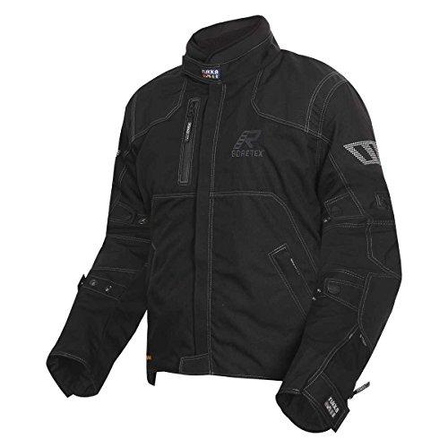 Rukka Chariklo Goretex Motorradjacke, Farbe schwarz, Größe 58