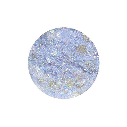 irogel イロジェル 超微粒子マジカルグリッター + ホログラム 【スカイブルーMIX】