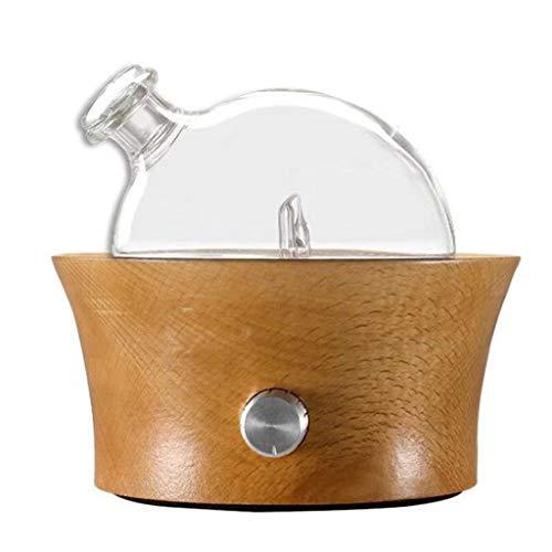 Ainshop Aroma Aroma Aroma Diffuser met etherische olie, 50 ml, rustgevend en ontspannend, eenvoudig te gebruiken, met kleuren, veranderend licht voor kantoor en thuis