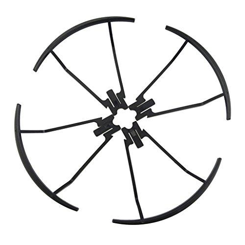 SM SunniMix 4X Protectores De Hélice Anillos De Cubierta De Apoyo para Syma X5 X5C X5C-1 X5S X5SC X5SW Piezas De Actualización De Aviones RC Drone