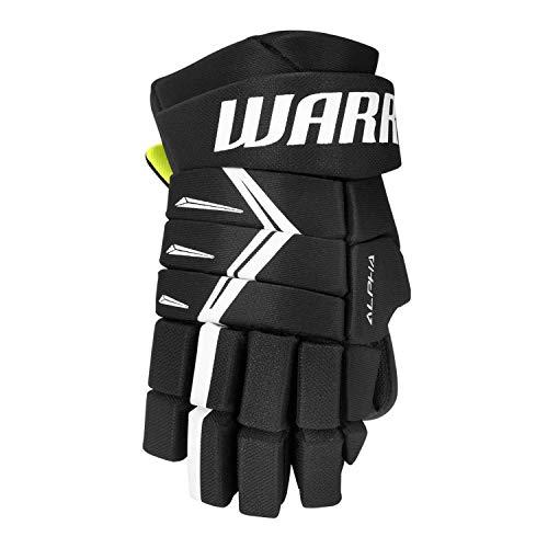 Warrior Alpha DX5 Handschuhe Senior, Größe:15 Zoll, Farbe:schwarz