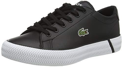 Lacoste GRIPSHOT 0120 2 CUJ Sneaker, Blk/Wht, 35 EU