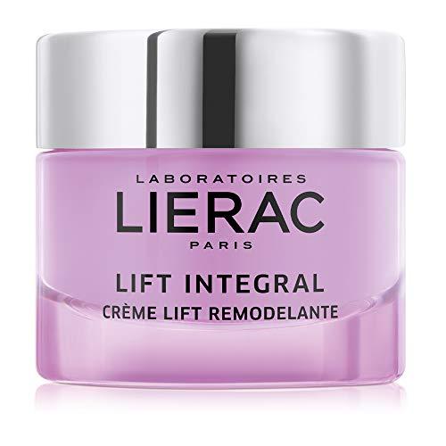 Lierac Lift Integral Crema Viso Giorno, Antirughe con Acido Ialuronico, Pelle da Normale a Secca, Formato da 50 ml