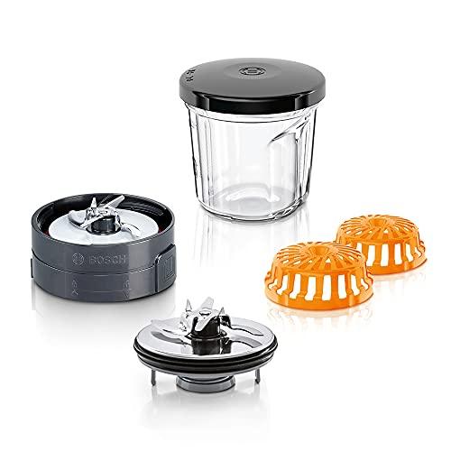 Bosch Electroménager MUZ45XCG1 Kit 3 en 1: broyeur/hachoir/rangement