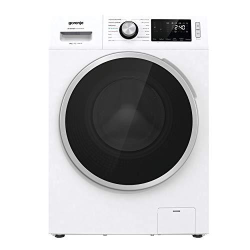 Gorenje WD 10514 DE Waschtrockner/ 7 kg trocknen/ 10kg waschen/ 1400 U/min/Waschwirkungsklasse A/Stabilitäts-Kontroll-System/AquaStop