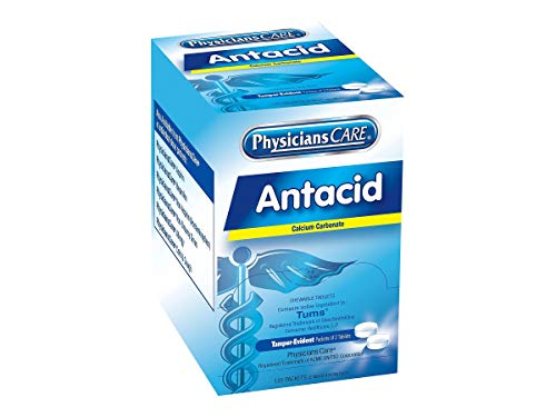 Physicians Care Antacid - 125 Per Box