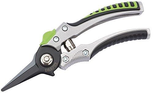 Draper Tools 36550 Sécateur d'élagage antidérapant 180 mm