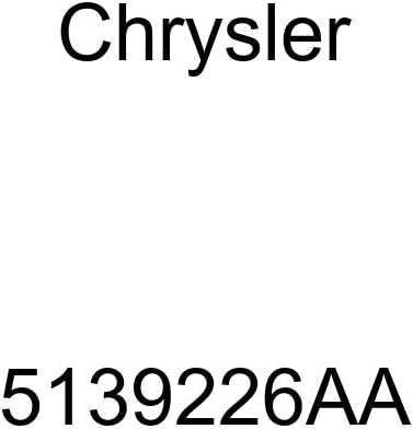 Genuine Ranking TOP5 Chrysler All items free shipping 5139226AA Parking Cable Brake