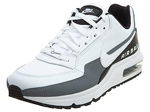 Nike Herren Air Max Ltd 3 Laufschuh, White White Black Cool Grey, 42.5 EU