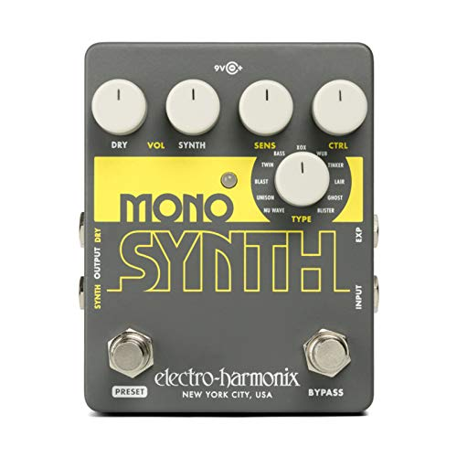 Electro Harmonix Mono Synth gitaar synthesizer