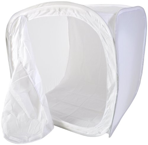 CowboyStudio 30-Inch Photo Soft Box Light - 4 Chroma Key Backdrops