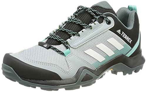adidas Terrex AX3 W, Zapatillas de Senderismo Mujer, PLAHAL/Balcri/MENACI, 38 EU