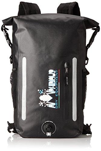 AMPHIBIOUS Zaino Tankbag Nero