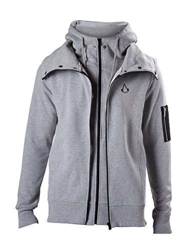 Bioworld Assassin's Creed - Kapuzenjacke mit Crest Logo -XL-