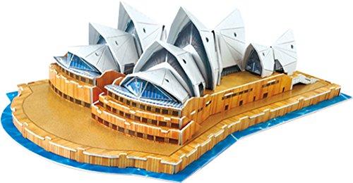Legler Small Foot Company (Smb5V) - 9598 - Puzzle 3D - Sydney Opéra House