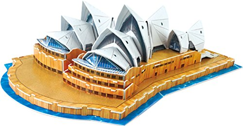 Small Foot 9598 3D Sydney Opera House Puzzle