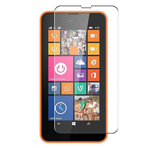 Vaxson 4-Pack TPU Pellicola Protettiva, compatibile con NOKIA Lumia 635/630, Screen Protector Film [Non Vetro Temperato Cover Custodia ]