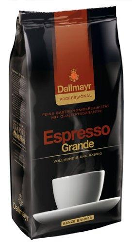 Dallmayr Kaffee Espresso Grande 1000g Kaffeebohnen, 1er Pack (1 x 1kg)