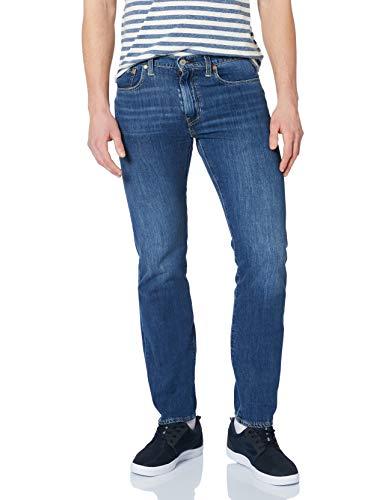Levi's 502 Regular Taper Jeans, Franklin LTWT Warp, 33W / 34L Uomo