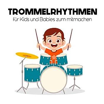 Trommelrhythmen für Kids und Babies zum mitmachen
