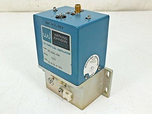 JOHNSON WJ-5041-I04 YIG Tuned Ga As Oscillator