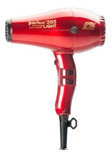 Parlux 385 Powerlight Ionic Rojo