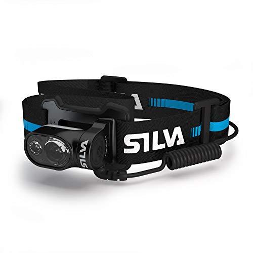 Silva Cross Trail 5X Schwarz, Stirnlampe, Größe One Size - Farbe Black - Blue
