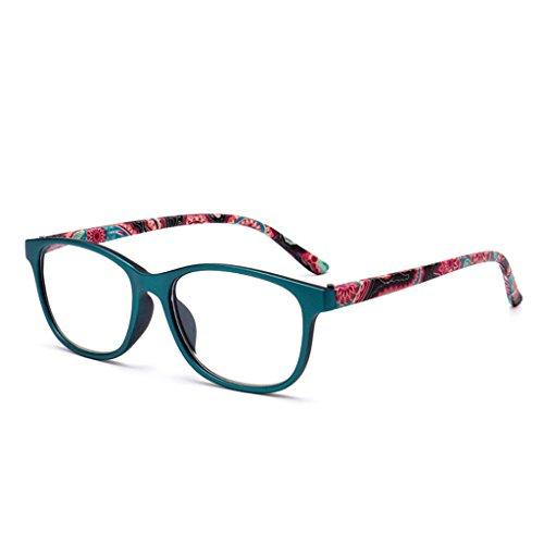 siwetg Blume Lesebrille Presbyopie Brille 1,0 1,5 2,0 2,5 3,0 3,5 4,0 Dioptrien