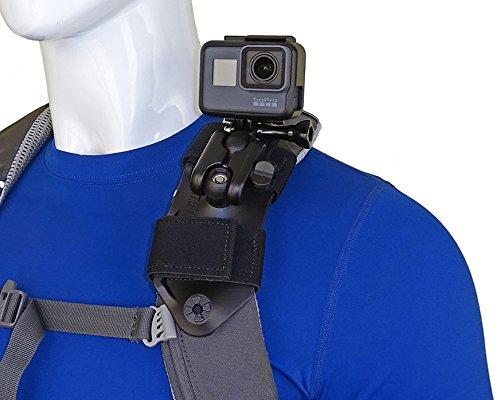 STUNTMAN Pack Mount – Schultergurthalter für Aktion-kameras