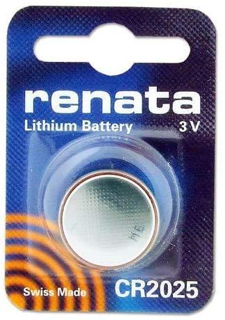 Renata - Pilas de botón de litio y de óxido de plata...