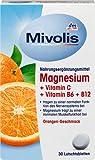 Mivolis Magnesio + Vitamina C + Vitamina B6 + B12, Lutschtabletten, 3 unidades (3 x 30 Kapseln)