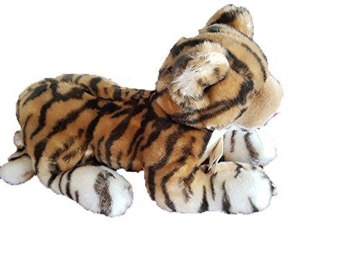 Tigre allonge tachete Noir et Marron