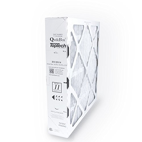 TopTech TechPure TT-FM-2020 QB OEM Replacement Filter - QwikBox(R)-(Assembly Required, See Description & Images)