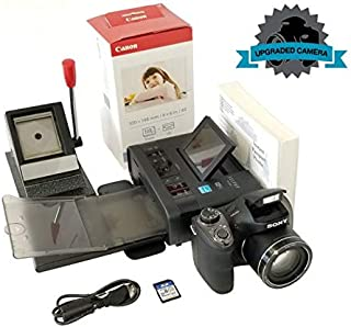 CFS Products Platinum Passport Photo Printer System - Pre-Configured for U. S. Passports - Includes Upgraded Camera and Photo Cutter