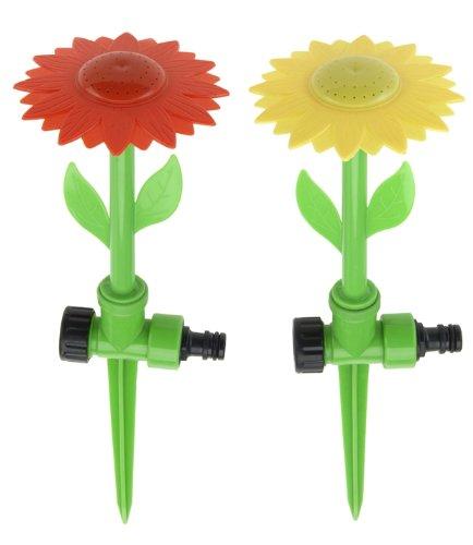 Inconnu Lot de 2 bouchons Arroseur pelouse gazon d'irrigation – H34 cm