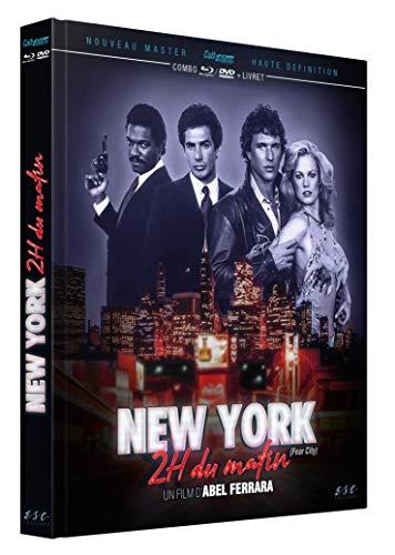 New York, 2 heures du matin [DVD + Blu-Ray + Livret] [Édition Collector Blu-ray + DVD + Livret]