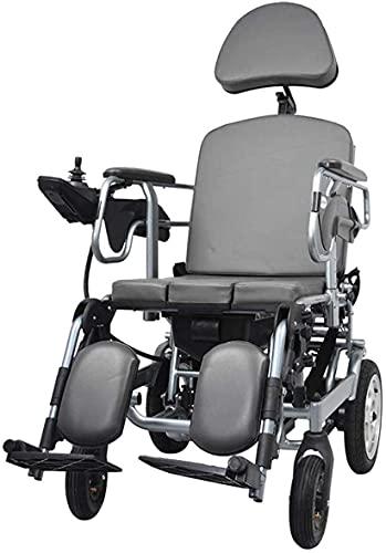 WBJLG Leichter elektrischer Rollstuhl...