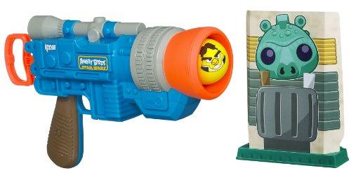 Star Wars - A2631E240 - Accessoire Déguisement - Angry Birds - Koosh Pistolet Han Solo Perm