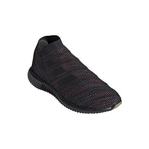 Adidas Nemeziz 18.1 TR, Botas de fútbol Hombre, Multicolor (Negbás/Negbás/Rojact 000), 44 2/3 EU