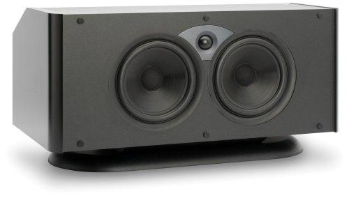 Amazing Deal Atlantic Technology 6200eC-BLK THX Ultra2 Center Channel Speaker (Single, Satin Black)
