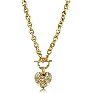 BERRICLE الذهب مطلي قاعدة معدنية القلب تبديل