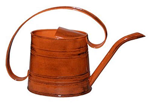 Robert Allen Danbury Watering Can Gießkanne, Tango Orange.5 Gallon