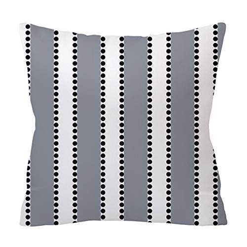 Arystk Polyester Pillowcase Cushion Cover Square Pillowcase Home Decoratio