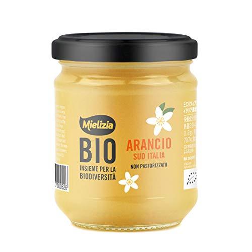 Mielizia(ミエリツィア) オレンジの有機ハチミツ 250g