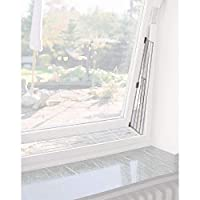 Side section: 62 x 8 / 16 cm Can be screwed or stuck on Available colour: white
