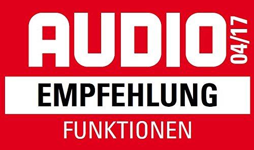 Denon HEOS 1 HS2 Kompakter Multiroom-Lautsprecher schwarz - 17
